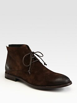 To Boot New York - Suede Chukka Boots