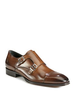 To Boot New York - Langley Double Monk Strap