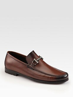 To Boot New York - Kane Leather Loafers