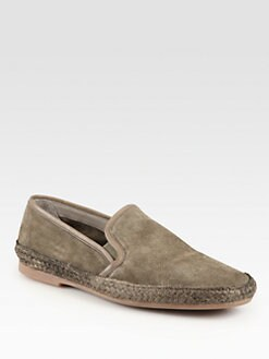 To Boot New York - Quentin Suede Espadrilles