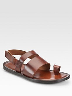 To Boot New York - Finn Back-Strap Sandal