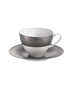 Michael Aram - Cast Iron Porcelain Breakfast Cup