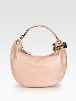 Jimmy Choo - Pearly Leather Hobo