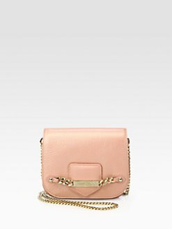 Jimmy Choo - Shadow Metallic Chain Mini Bag