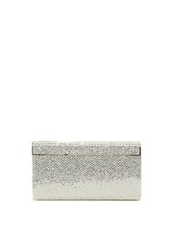 Jimmy Choo - Glitter Clutch