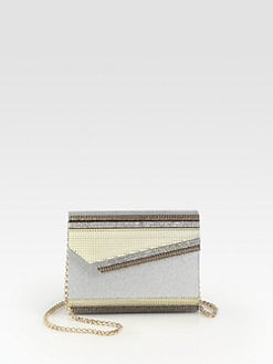 Jimmy Choo - Candy Textured Acrylic Clutch