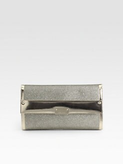 Jimmy Choo - Reese Glittered Clutch