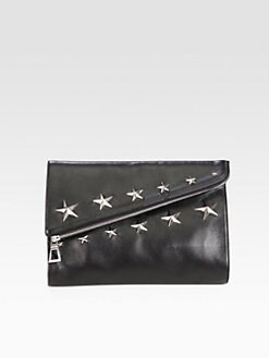 Jimmy Choo - Sisi Star Studded Clutch