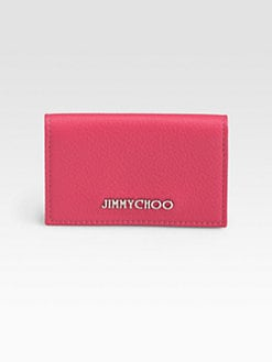 Jimmy Choo - Nello Card Case