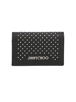 Jimmy Choo - Nello Studded Card Case
