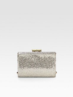 Jimmy Choo - Glitter Evening Clutch