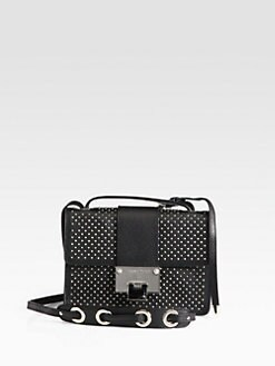 Jimmy Choo - Studded Mini Shoulder Bag