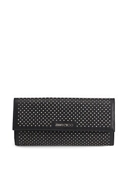 Jimmy Choo - Mini Studs Continental Wallet
