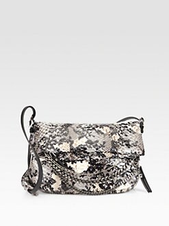 Jimmy Choo - Python Shoulder Bag