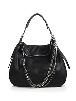 Jimmy Choo - Biker Boho Large Shoulder Bag