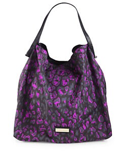 Jimmy Choo - Spotted Nylon Tote
