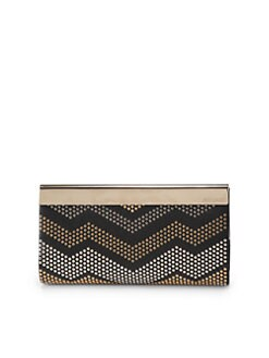 Jimmy Choo - Cayla Studded Clutch