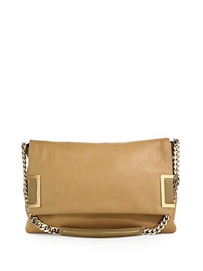 Ally Bicolor Shoulder Bag