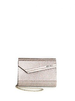 Jimmy Choo - Candy Glitter Acrylic Clutch