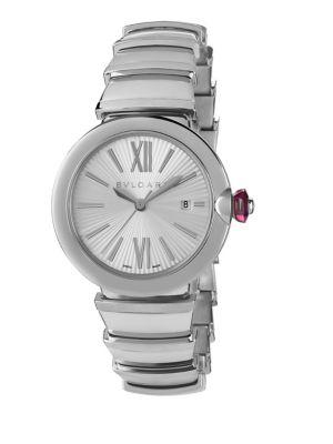 Lvcea Stainless Steel Bracelet Watch