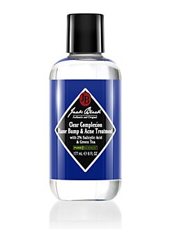 Jack Black - Clear Complexion Solution/6 oz.
