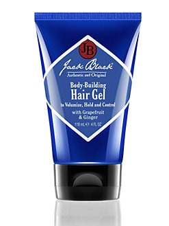 Jack Black - Body Building Hair Gel/4 oz.