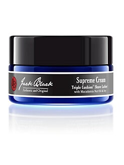 Jack Black - Supreme Cream Shave Lather/8 oz.