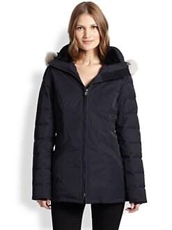 Canada Goose - Belmont Fur-Trim Coat
