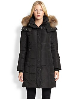 Mackage - Fur-Trim Down Coat