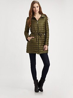 Moncler - Aure Longue Season Jacket