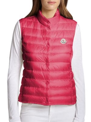 Liane Quilted Vest 0482640701095