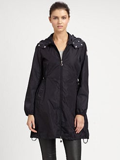 Moncler - Yasmine Hooded Dogwalker Coat