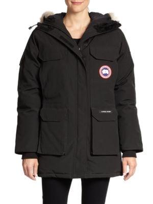 Expedition Fur Trimmed Parka plus size,  plus size fashion plus size appare