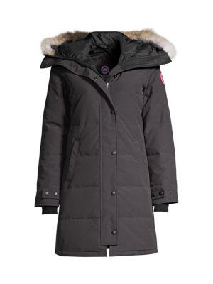 Arctic Program Shelburne Fur-Trim Down Fill Parka