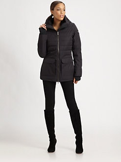 Canada Goose - Laurier Hooded Down Parka