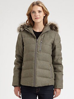Hunter - Wool Performance Parka