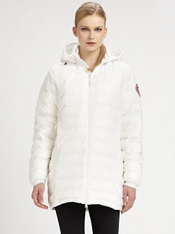 Canada Goose - Camp Hooded Jacket