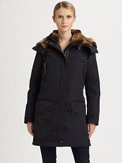 Parajumpers - Anchorage Hooded Coat