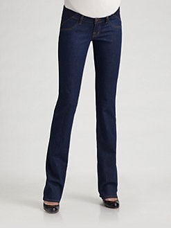 J Brand Maternity - Straight Leg Jeans