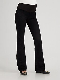 James Jeans Maternity - Midrise Bootcut Jeans
