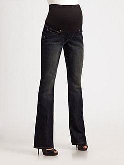 Paige Maternity - Laurel Canyon Bootcut Jeans