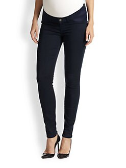 J Brand Maternity - Maternity Luxe Sateen Legging Jeans