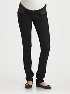 J Brand Maternity - Skinny Stretch Jeans