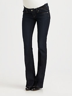 Paige Maternity - Union Laurel Canyon Jeans
