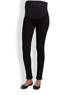 Citizens of Humanity Maternity - Avedon Slick Denim Leggings