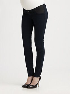 J Brand Maternity - Olympia Denim Maternity Leggings