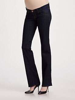 J Brand Maternity - Straight-Leg Jeans