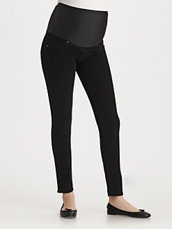 James Jeans Maternity - Twiggy Corduroy Leggings