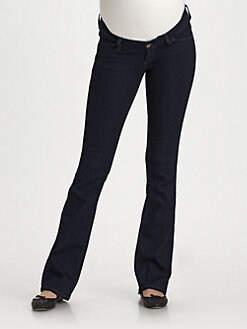James Jeans Maternity - James Bootleg Jeans