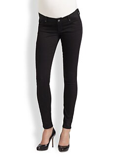 Paige Maternity - Union Maternity Denim Leggings